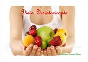 receita dieta detox liquida